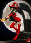 I-No Guilty Gear by Graxious