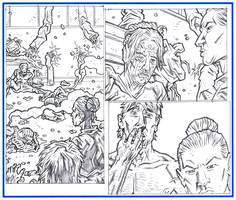 NAKED MAN AT THE END OF TIME - Page 20 Pencils by KurtBelcher1