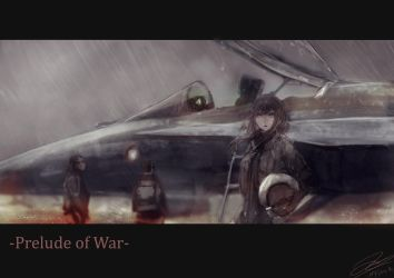 -Prelude Of War- by MioChin