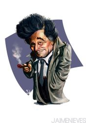 Columbo by JaimeNieves