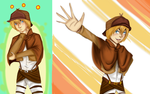 Detective Armin by Checker-Bee