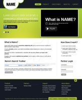 Agency web green by GushaT