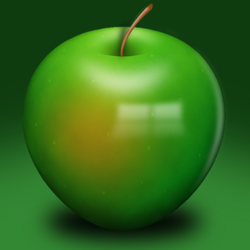 Apple by somboo