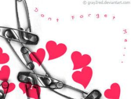 Heart'n Clips, Phtoshop Brush by gray2red