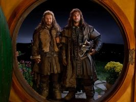 Kili x reader Chapter One: Meetings and Greetings by moderngoth