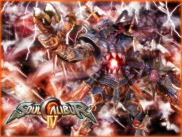Soul Calibur 4 Nightmare BG by blackmore380