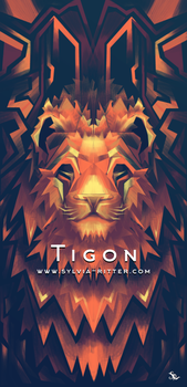 Tigon by SylviaRitter