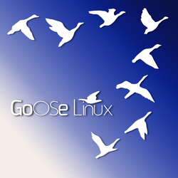 GoOSe Linux Project (White Skein Logo Candidate) by CDevelop