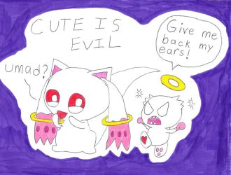 Kyubey stole mah ears by pawniards