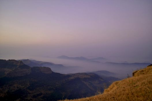 Raigad Fort India by minuts2midnyt
