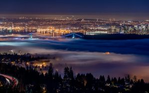 Vancouver Fog by snacktime