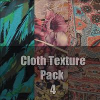 Cloth Texture Pack 4 by bjorkubus