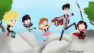 Camp Rwby Rwby by SaintsSister47