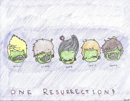 One Resurrection 1R by personwhohasaccount