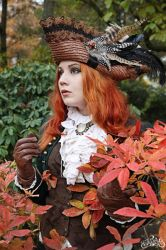 Autumn Tale V by MADmoiselleMeli