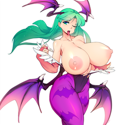 Morrigan by Slugbox