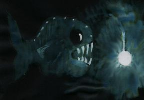 Angler Fish by Dastardly