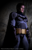 There is no Bruce Wayne by NVent3d