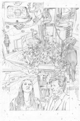 Doctor Who Page 1 by ShawnVanBriesen
