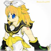 _+Rin Kagamine+_ by Morning-Strawberry