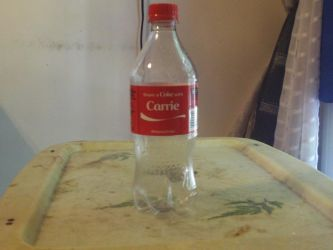 Share A Coke With Carrie by Carriejokerbates