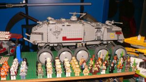 Lego Star Wars Collection Pt 19 by wingzero-01-custom