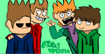 Eddsworld by OreotheCookieKitty