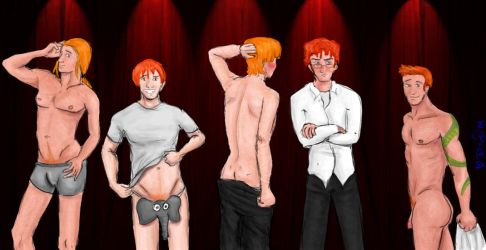 The Full Weasley by StuckInThe90s