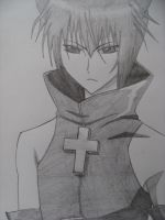 Ikuto by scarletwilight