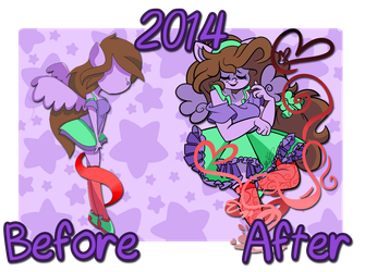 Redraw Challenge - 2014 by BefishProductions