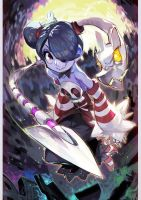 Squigly by shazhiqiao