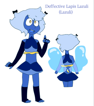 my little lazuli by CottonOfTheCandy