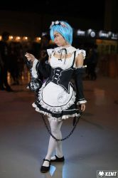 Rem Cosplay 4 by ninj9