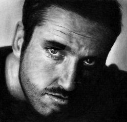 Gerard Butler - Shadows by Doctor-Pencil