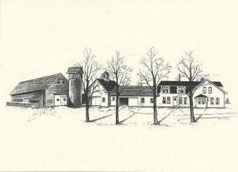 Old Quimby Farm by msteeq