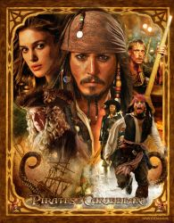 Pirates of the Carribean by jdesigns79