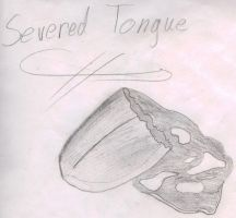 The Tongue by seigyoku-wolf