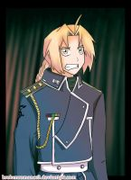 FMA :  Mustang... by FoxReed