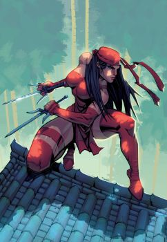 Elektra Colors by mikebowden