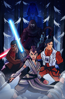 Trinity Star Wars Episode 7 by Tigerhawk01