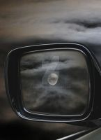 Rearview Moon .PipCamera app by lousephyr