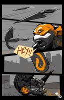 TMNT Mikey page 2 by CLE2