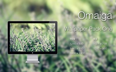 Omaiga Wallpaper Pack One by kepeifeng