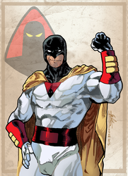 Space Ghost COLORS by Atlas0