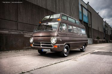 Dodge A108 by AmericanMuscle