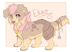 Ella reference by Maonii