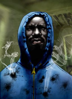 Luke cage by tmaldo33