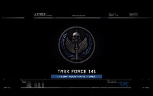 Task Force 141 unique wallpaper by Hajnita