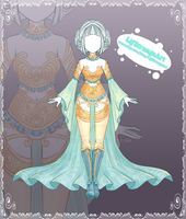 [Close] Adoptable Outfit Auction 166 by LifStrange