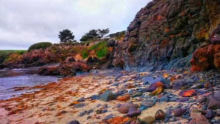 Colorful Cliffs  by sethses1